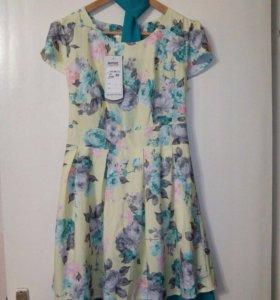 Лёгкое платье