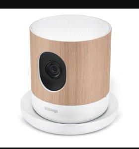 Withings Home умная камера видеонаблюдения