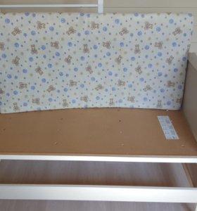 Кроватка детская. Икеа.