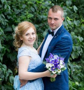 Видеооператор на свадьбу, свадебный фотограф