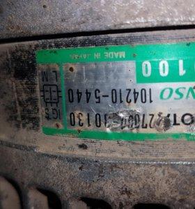 Генератор б/у Тойота Прадо 150