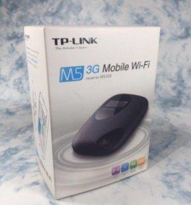 Мобильный wifi роутер tp-link m5350 (для сим-карт)
