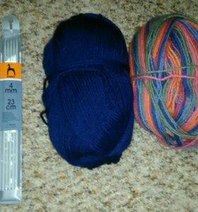 Вязание для спицы