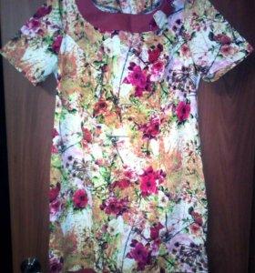 Платье 52-54 Новое