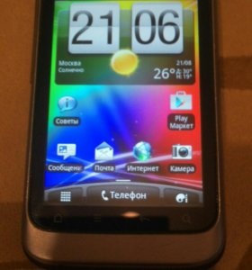 Смартфон HTC Wildfire S PG76100
