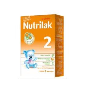 молочная смесь nutrilak