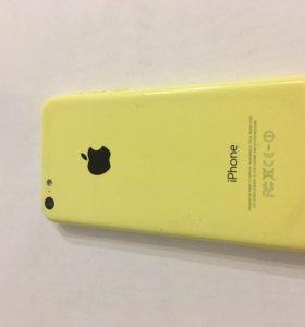 iPhone 5c 32GB Yellow