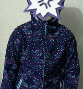 Куртка на 9-11 лет