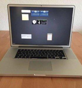 Macbook Pro 17 2009 (A1297)