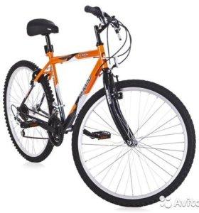 горный велосипед ( новый в упаковке )