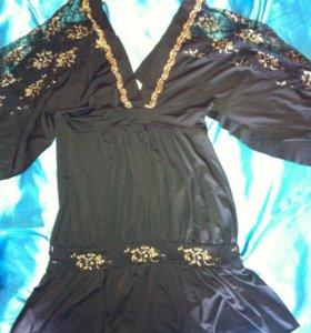 Новая блуза - платье Glance р. 46-46