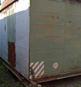 Продам строительный вагончик