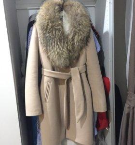 Пальто весна/осень (новое)
