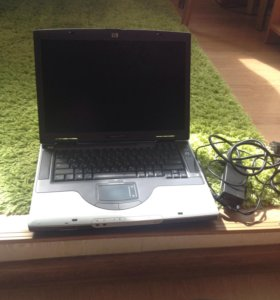 Ноутбук HP compaq nx 7010