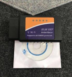 Сканер elm 327 wifi obd2 iPhone