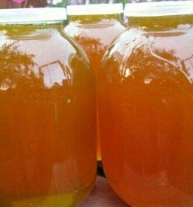 Натуральный мёд Алтайских гор.