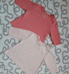 Одежда на девочку р. 68