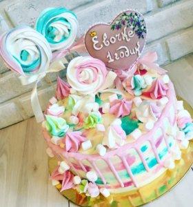 Тортик Рафаэлло