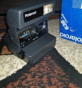 фотоаппарат Polaroid. полароид