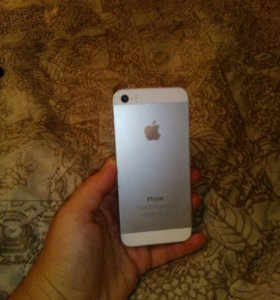 Айфон 5s silver 16gb