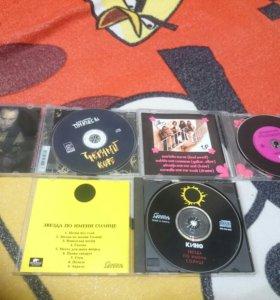 Коллекция CD дисков