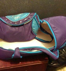 Переноска+ сумка для мамы