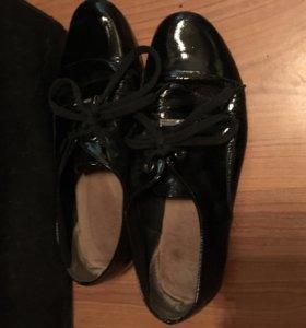 Туфли для школы размер 35