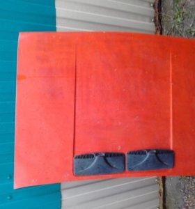 Капот,багажник,двери 2101