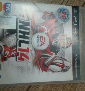 Игра на PS3 NHL14