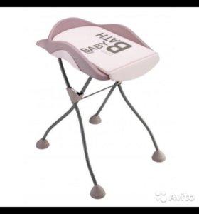 Пеленальный столик с ванночкой Beaba
