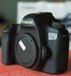 Полноформатный зеркальный Canon 6D body