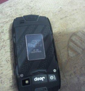 Защищенный смартфон Jeep Z6 IP68,