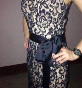 Вечернее платье Betsy Adam