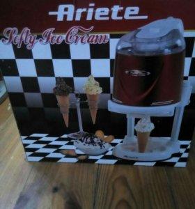 Новая Мороженица Ariete 634/с гарантией/торг