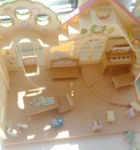 Сильвания,детский сад.