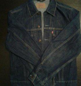Мужская джинсовая куртка Levi's