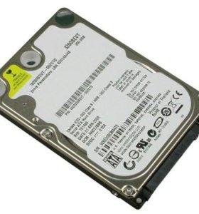 Жёсткие диски /сата/320 гб пк и ноутбук