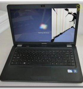 Заменю экран (матрицу) ноутбука или нетбука