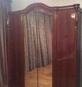 Мебель в спальную комнату