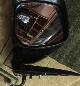 Зеркало заднего вида правое Nissan Patrol VI Y62