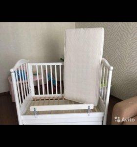 Детская кроватка Гандылян Людмила