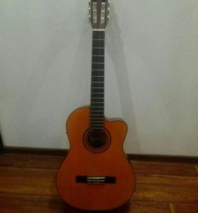 Электро акустическая гитара OscarSchmidt
