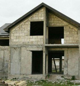 Дача, от 200 до 500 м²