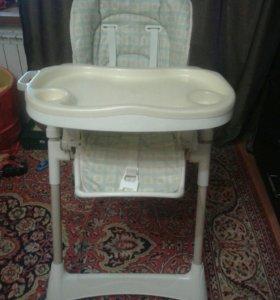 стульчик для кормления детский