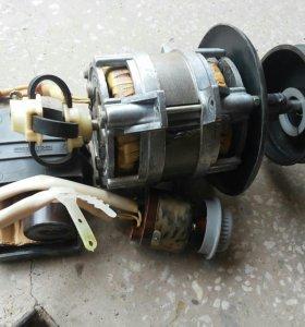 Электродвигатель от стиральной машины Аурика 120-