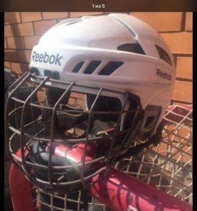 Шлем хоккейный Reebok 11K с маской размер S