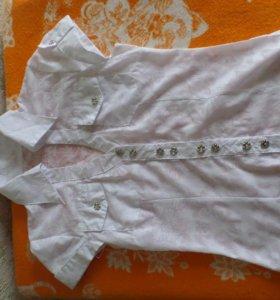 Кофточка / блузка летняя хлопок 100%