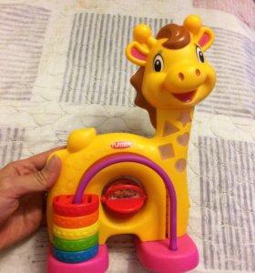 Игрушка Жираф Hasbro