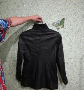 Куртка натуральная кожа(торг)