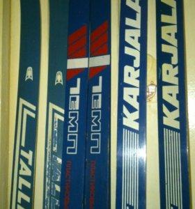 Лыжи для всей семьи